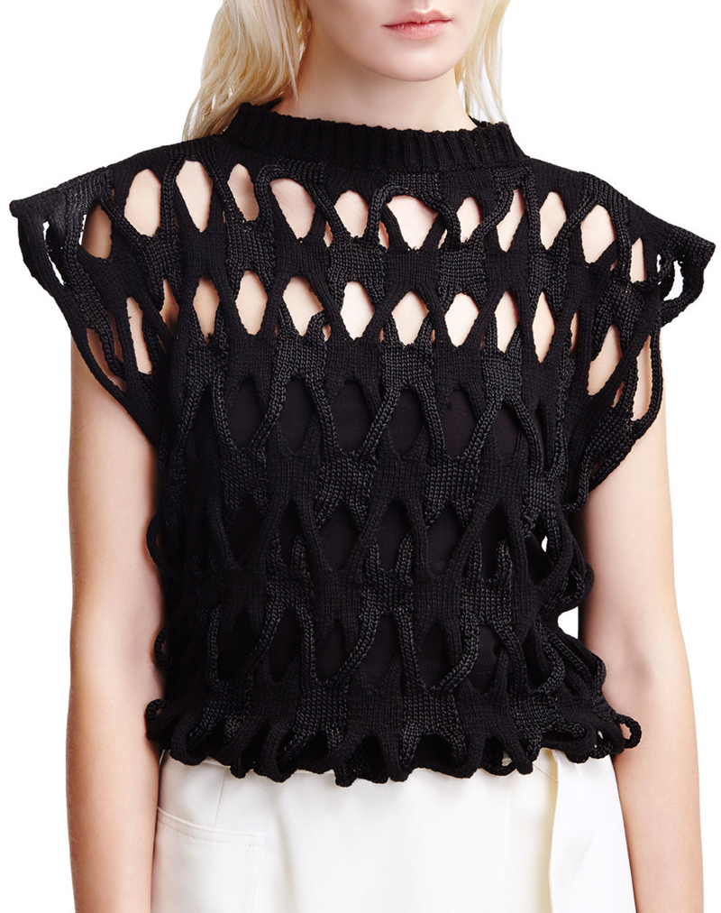 Branna Sweater - buy clothes online of emerging designers