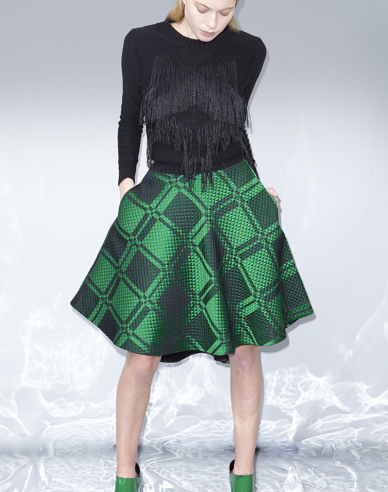 Rosie Skirt - buy clothes online of emerging designers