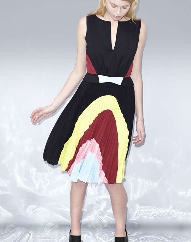 Sara Dress - buy clothes online of emerging designers