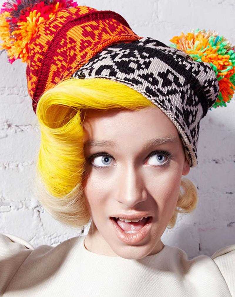 Josie Hat - buy clothes online of emerging designers