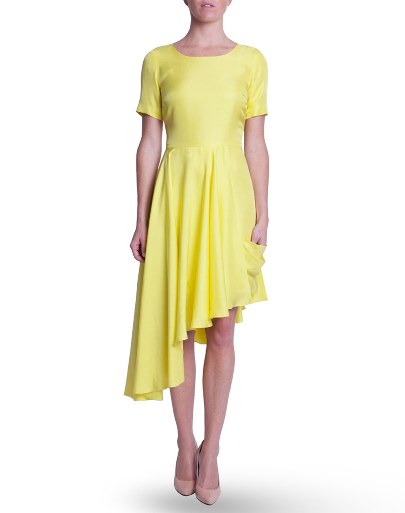 Gisela Dress - buy clothes online of emerging designers