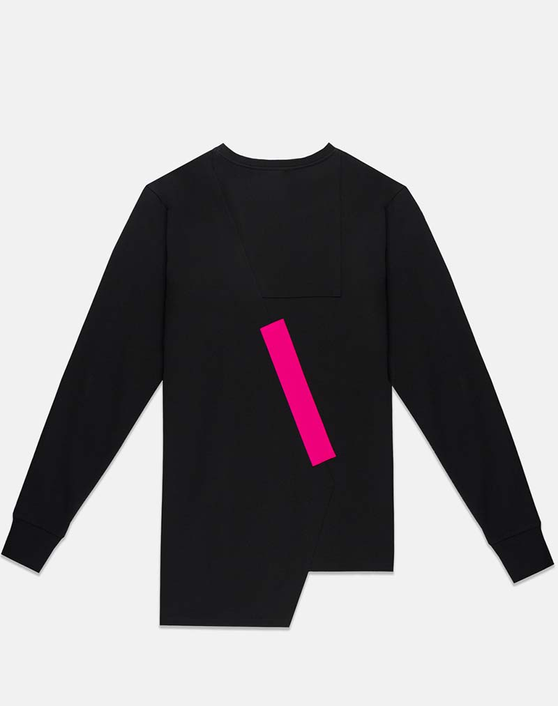 SS16_Fixed_Damage_Crew_Black_Back__25545.1456278323.1280.1280.jpg - buy clothes online of emerging designers