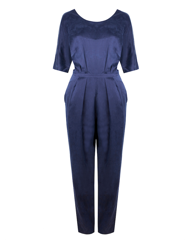 Peaceful Nights Jumpsuit - buy clothes online of emerging designers