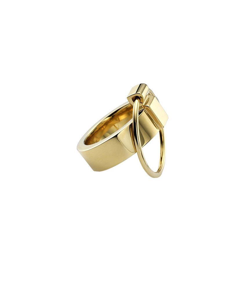 The Icon Ring - buy clothes online of emerging designers