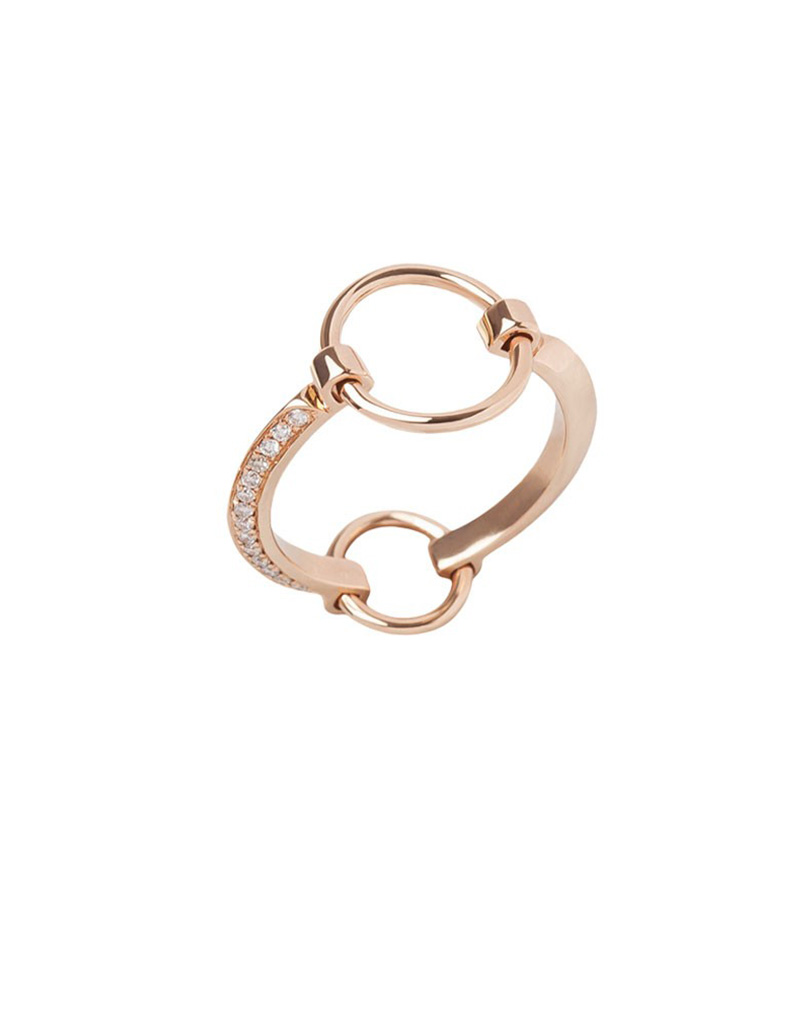 Icon Fine Sphaera Ring - buy clothes online of emerging designers